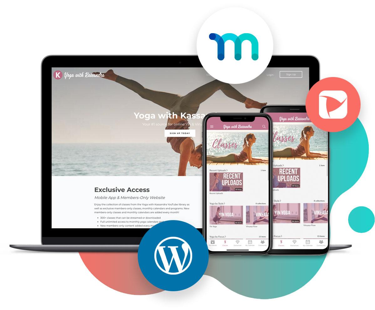 VidApp and MemberPress